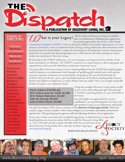 The Dispatch - 2013, Q2