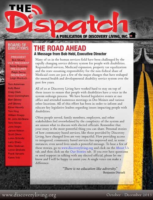 The Dispatch - 2013, Q4