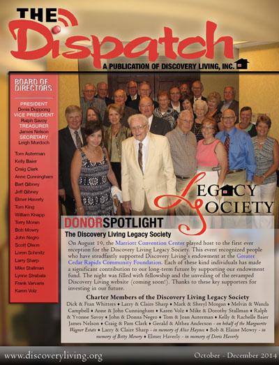 The Dispatch - 2014, Q4