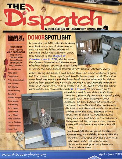 The Dispatch - 2015, Q2