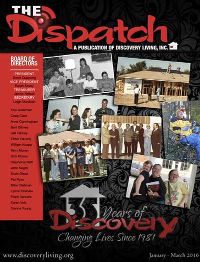 The Dispatch - 2016, Q1