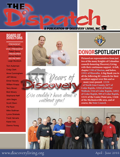 The Dispatch - 2016, Q2