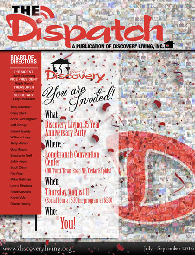 The Dispatch - 2016, Q3