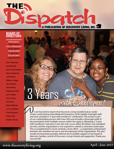 The Dispatch - 2017, Q2