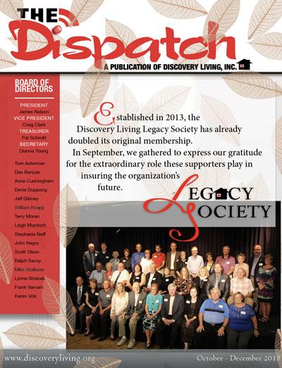 The Dispatch - 2018, Q4