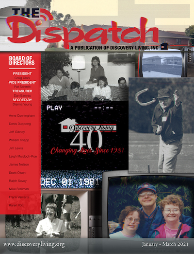 The Dispatch - 2021, Q1