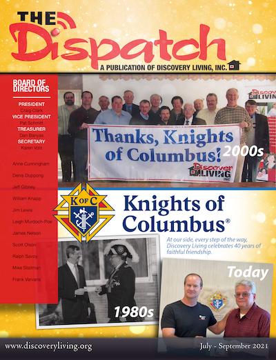 The Dispatch - 2021, Q3